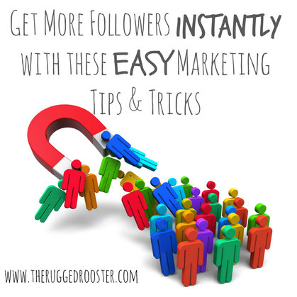 Get More Followers Instantly With Easy Marketing, Get Followers Fast, Social Media Tricks