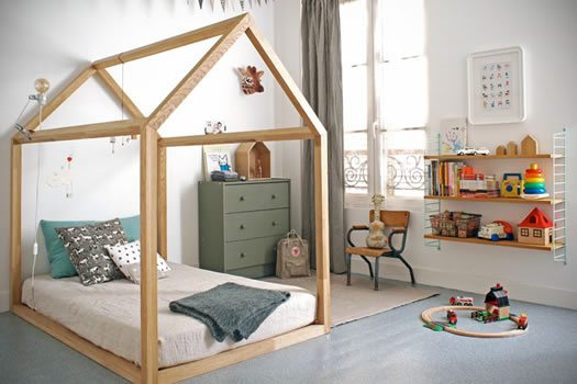House Bed, Toddler House Bed