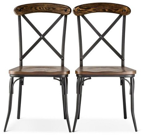 https://api.shopstyle.com/action/apiVisitRetailer?id=505815105&pid=uid7969-33980313-29 Farmhouse Dining Chairs, Top 10 Farmhouse Decor