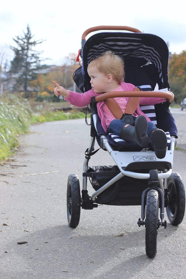 Mountain Buggy Urban Review, Best Stroller Ever