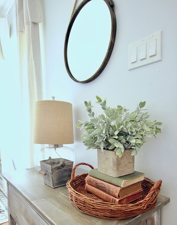 The Best Faux Farmhouse Plants. Sage Plant http://bit.ly/2kP966d