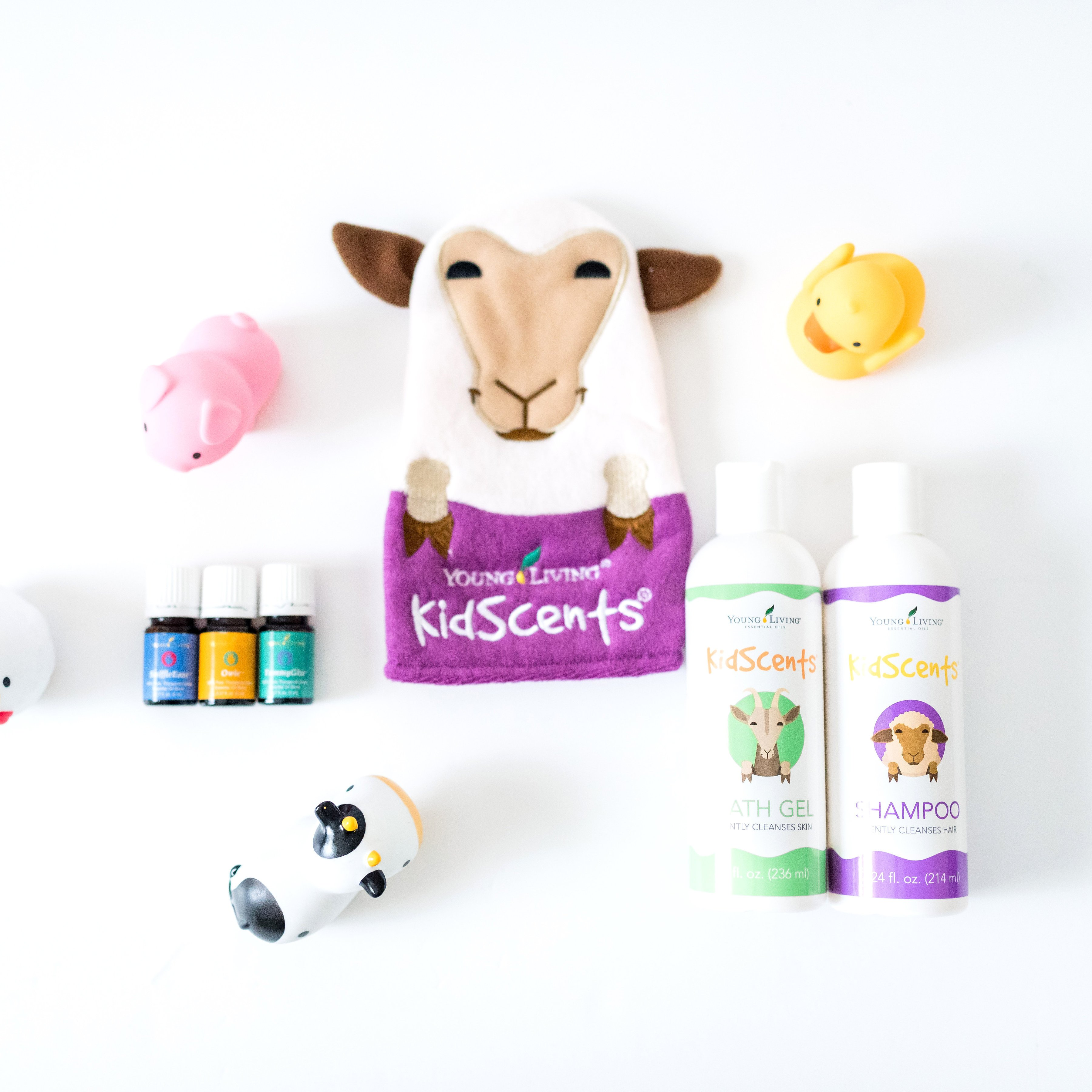 Favourite Chemical Free Products - Kidscents Line From Young Living, Pure, Natural and NO Chemicals.