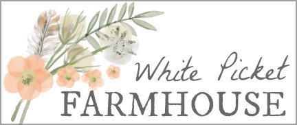 White Picket Farmhouse
