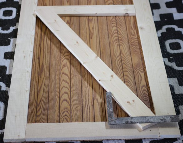 Barn Door, DIY Barn Door, DIY Closet Door