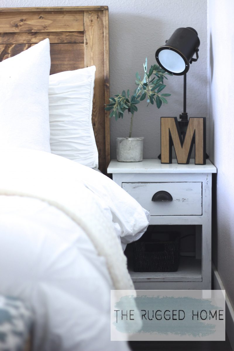 Our Farmhouse Master Bedroom, How to Decorate a older home, our farmhouse