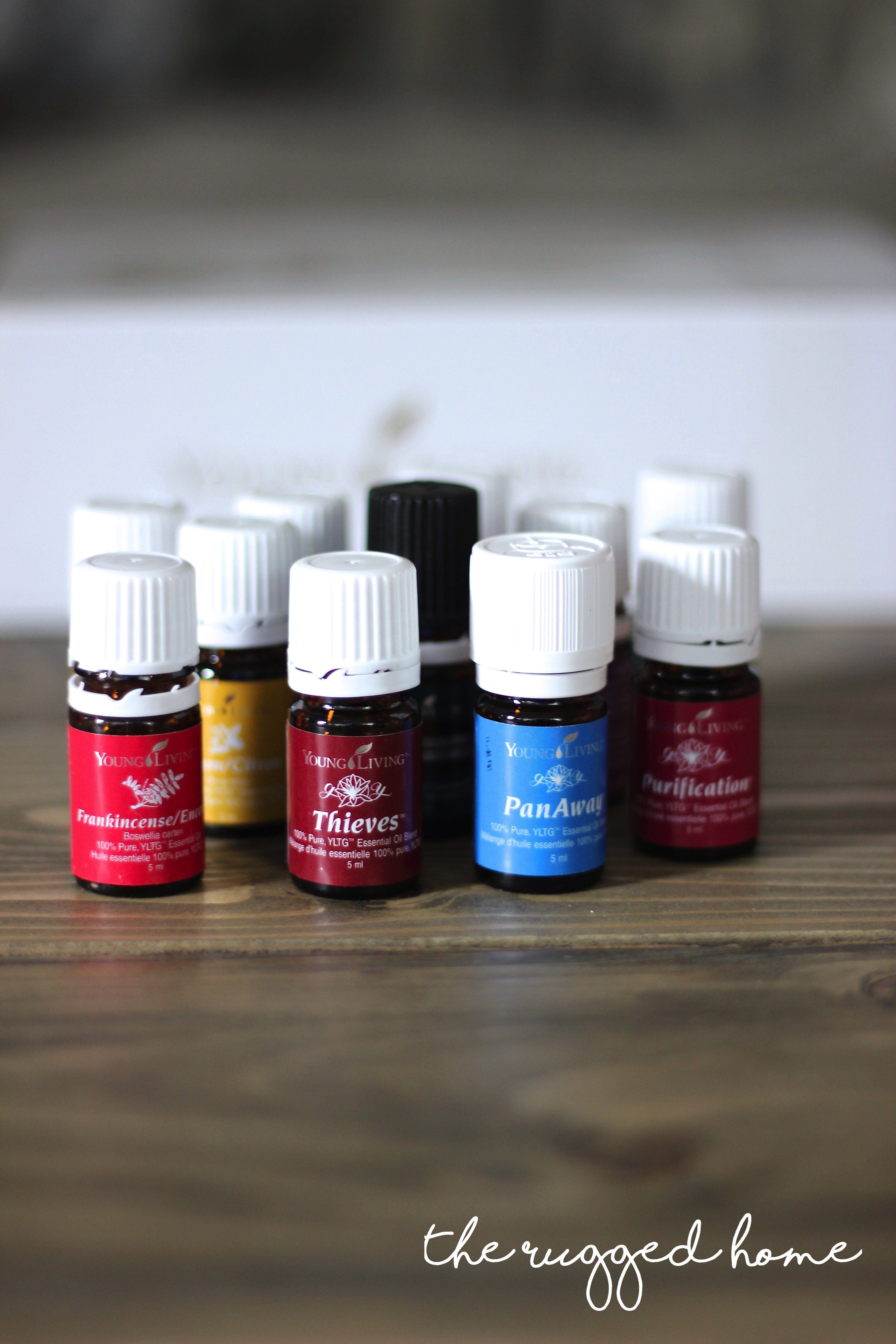 Young Living Essential Oils, My Oily Journey