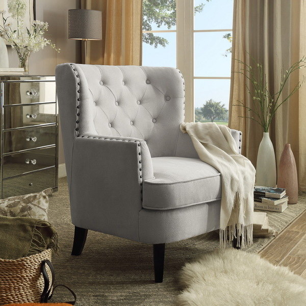 https://api.shopstyle.com/action/apiVisitRetailer?id=521491887&pid=uid7969-33980313-29 Tufted Accent Chair, overstock, Top 10 Farmhouse Decor