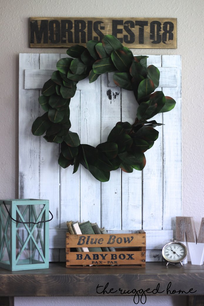 Make Easy DIY Farmhouse Shutters, How To make Easy Shutters, DIY Shutters
