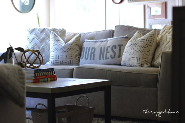 Farmhouse LIving Room Reveal and Where To Buy