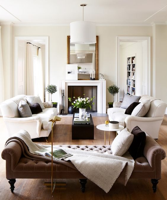 Hottest Interior Paint Colors, How To Decorate With Them and Where TO Buy Them www.whitepicketfarmhouse.com