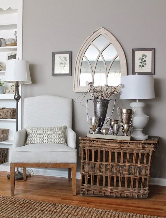 Hottest Interior Paint Colors Where TO Buy Them and How TO Decorate With Them www.whitepicketfarmhouse.com