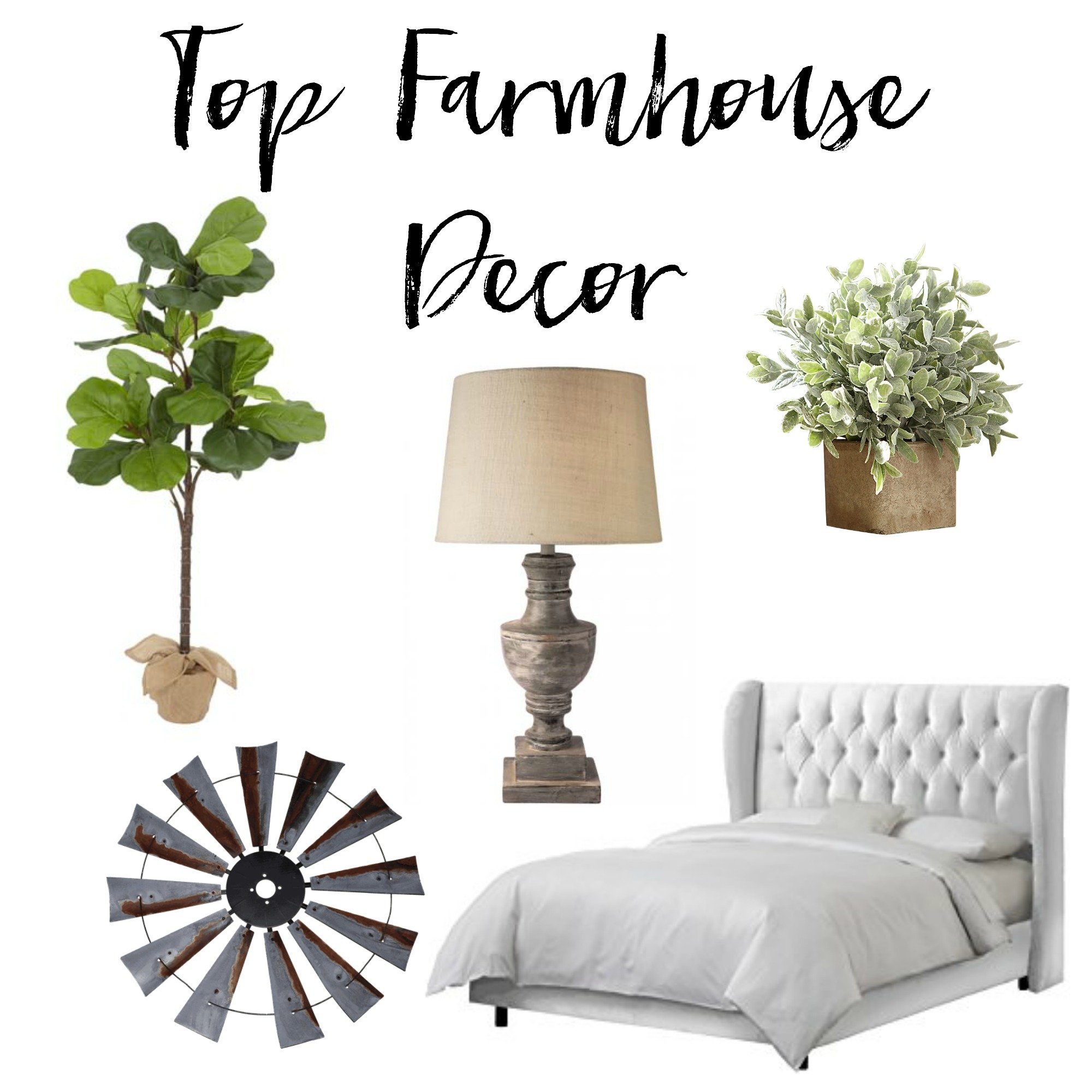 Top Farmhouse Decor That I wish I Could Buy