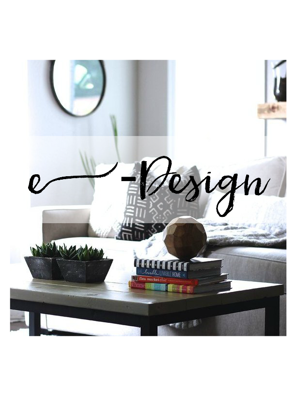 E-Design www.therugedrooster.com Get Help Designing Your Space Online