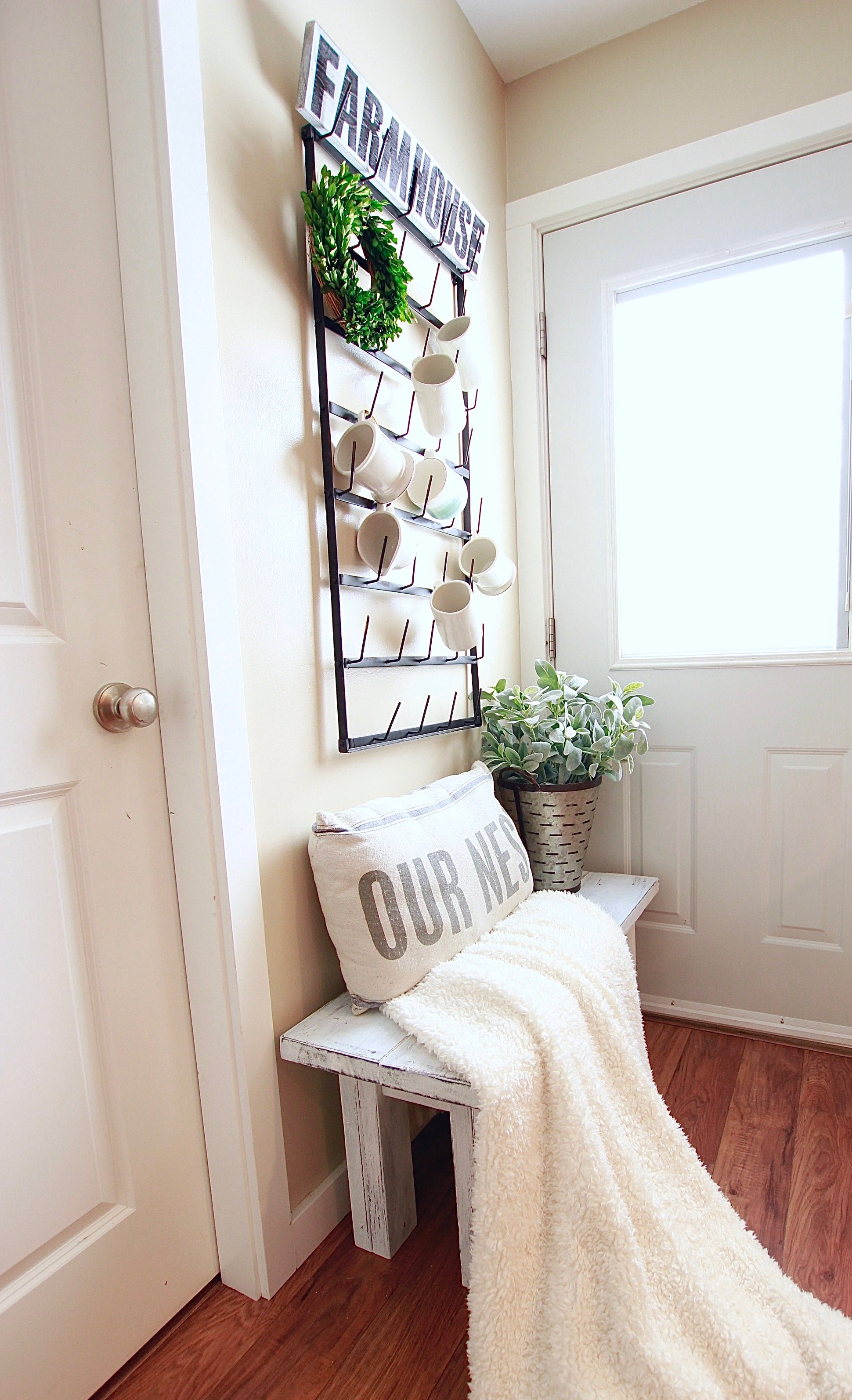 My Cute Little Farmhouse Decor Shop, I ship to all of Canada & USA www.theruggedrosoter.com
