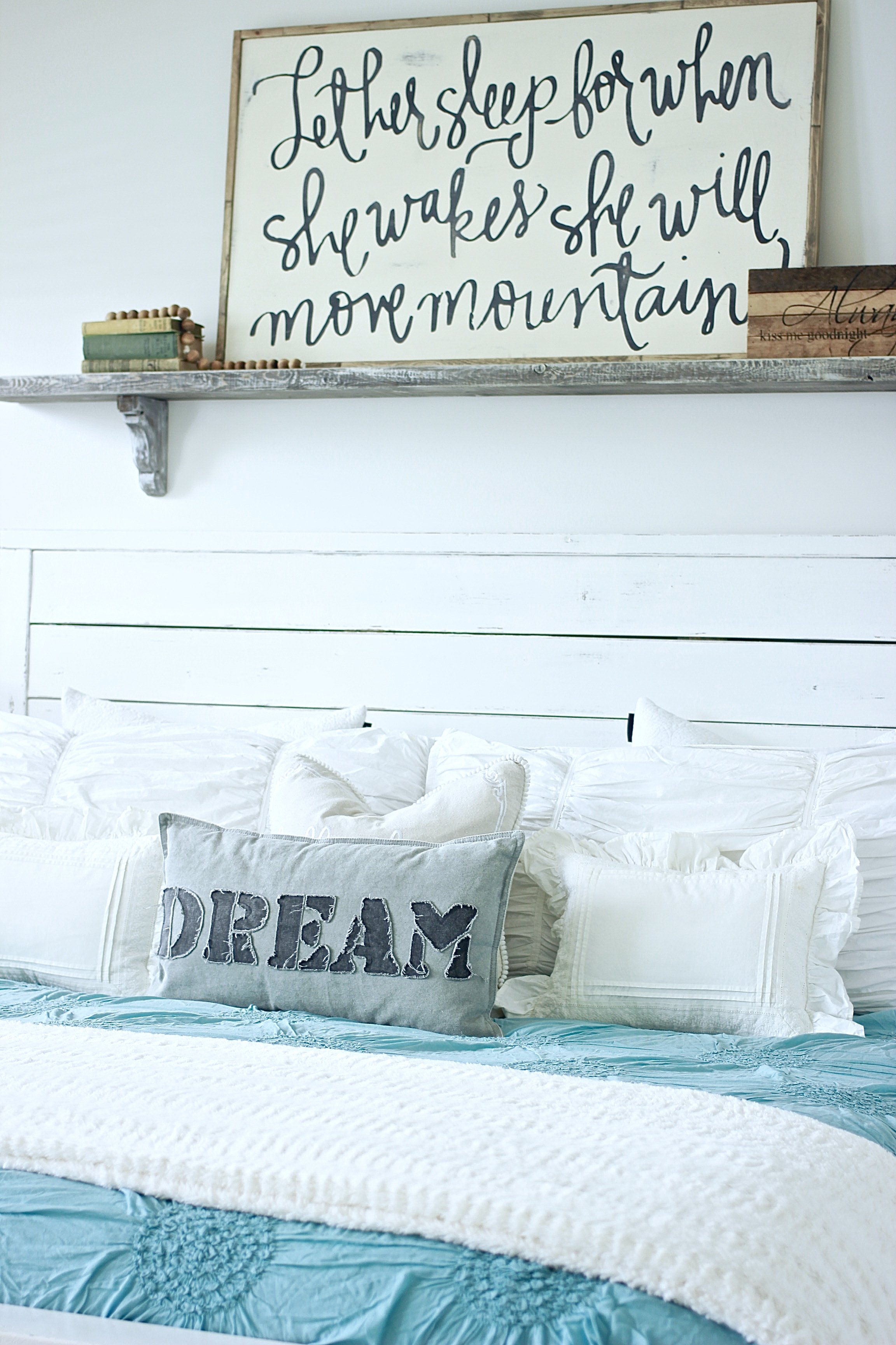 Easy Tips To Style Your Home For Spring www.whitepicketfarmhouse.com