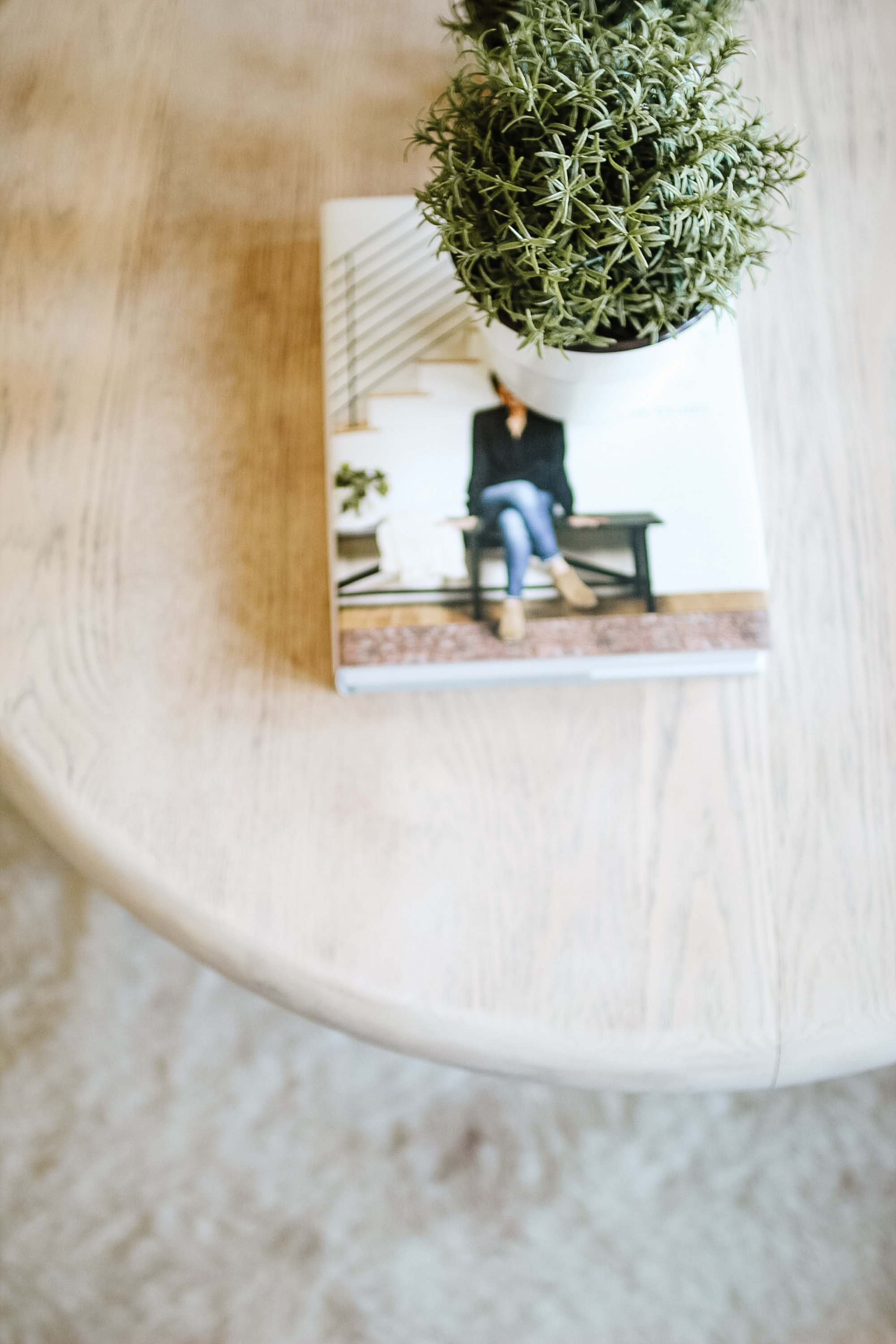 My DIY Refinished Coffee Table. How I Did it For FREE. I paid Twenty Dollars For The Vintage Coffee Table and Stripped The Top and Spray Painted The Base. Gorgeous Modern Farmhouse Coffee Table
