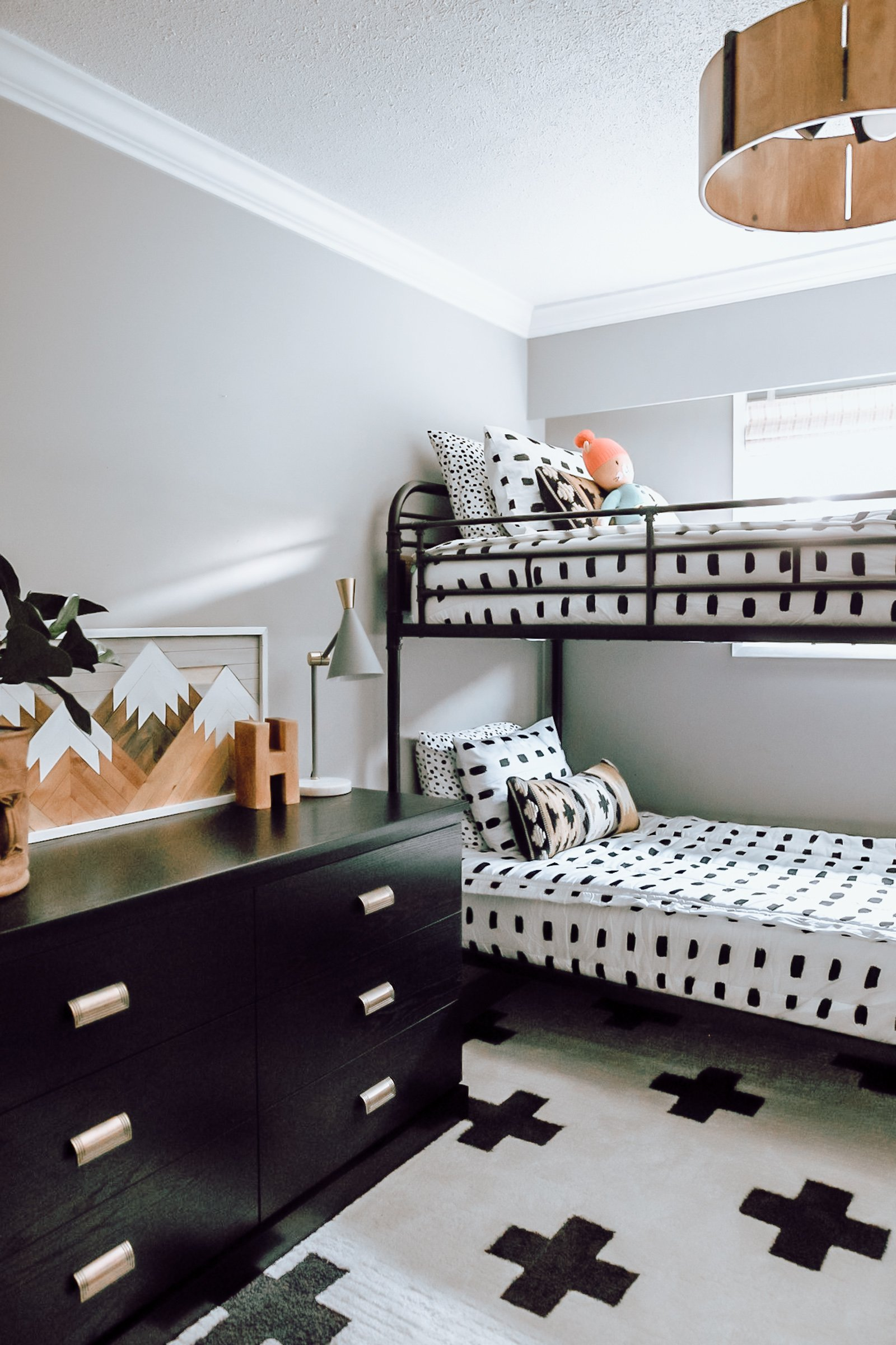 A Tween Forest Wonderland. How we transformed our boys small room into an amazing space for them to read, play and sleep with Bed Bath and Beyond Canada.