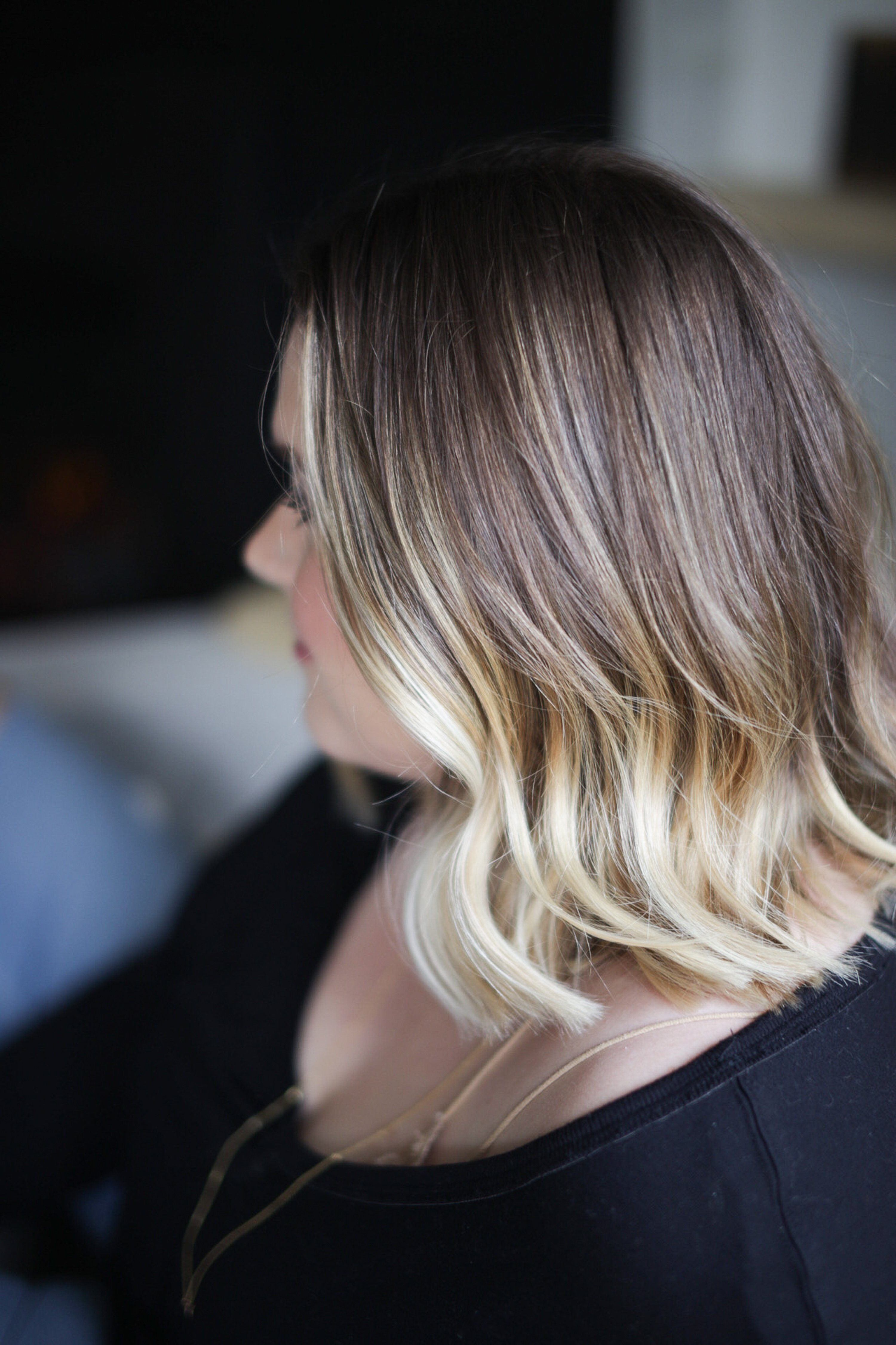 New Hair and How to get it! The colour and tones to use to achieve this textured Bob and how to style it!