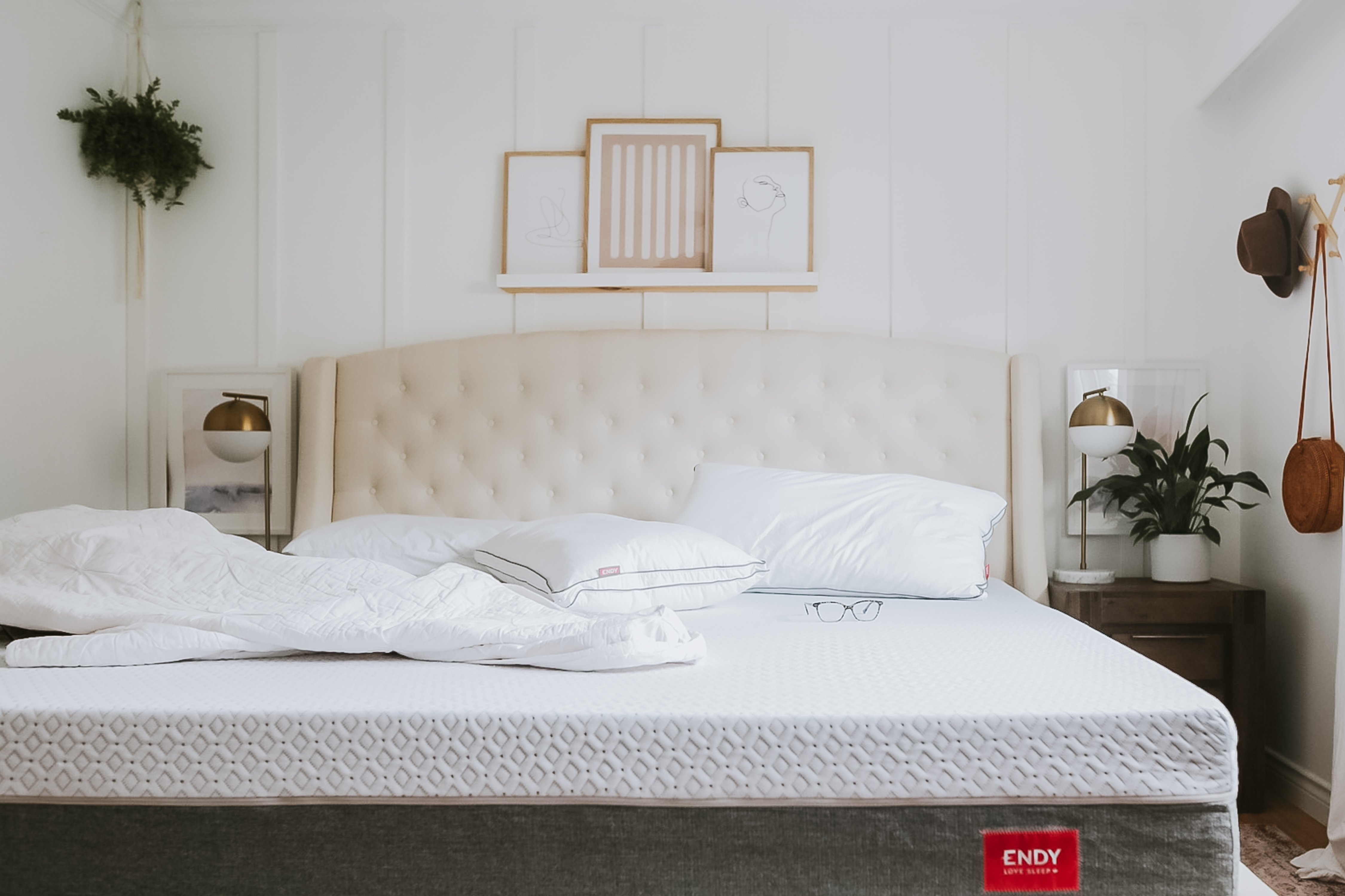 Better Sleeps with Endy. Full review on our Endy Mattress mattress. Why I didn't like it at first and what won me over. Read my Endy Review Below
