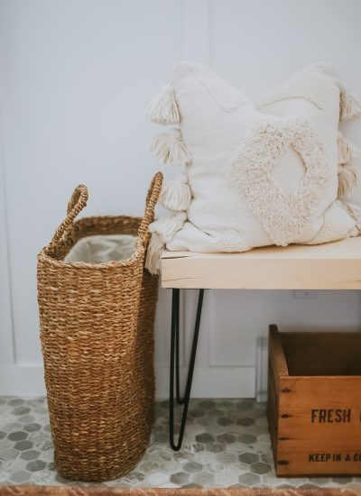 Easy Hairpin Bench