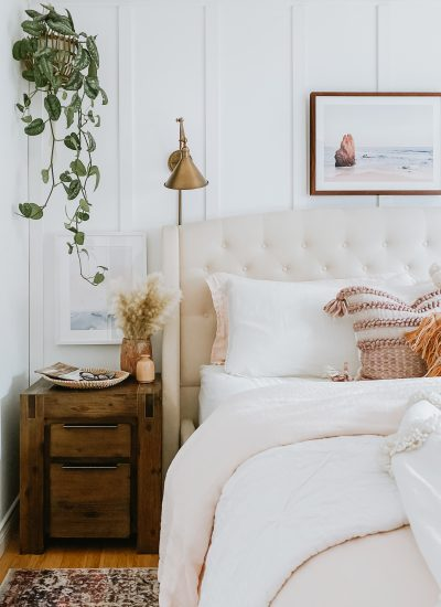 How To Transform your Master Bedroom with New Linens