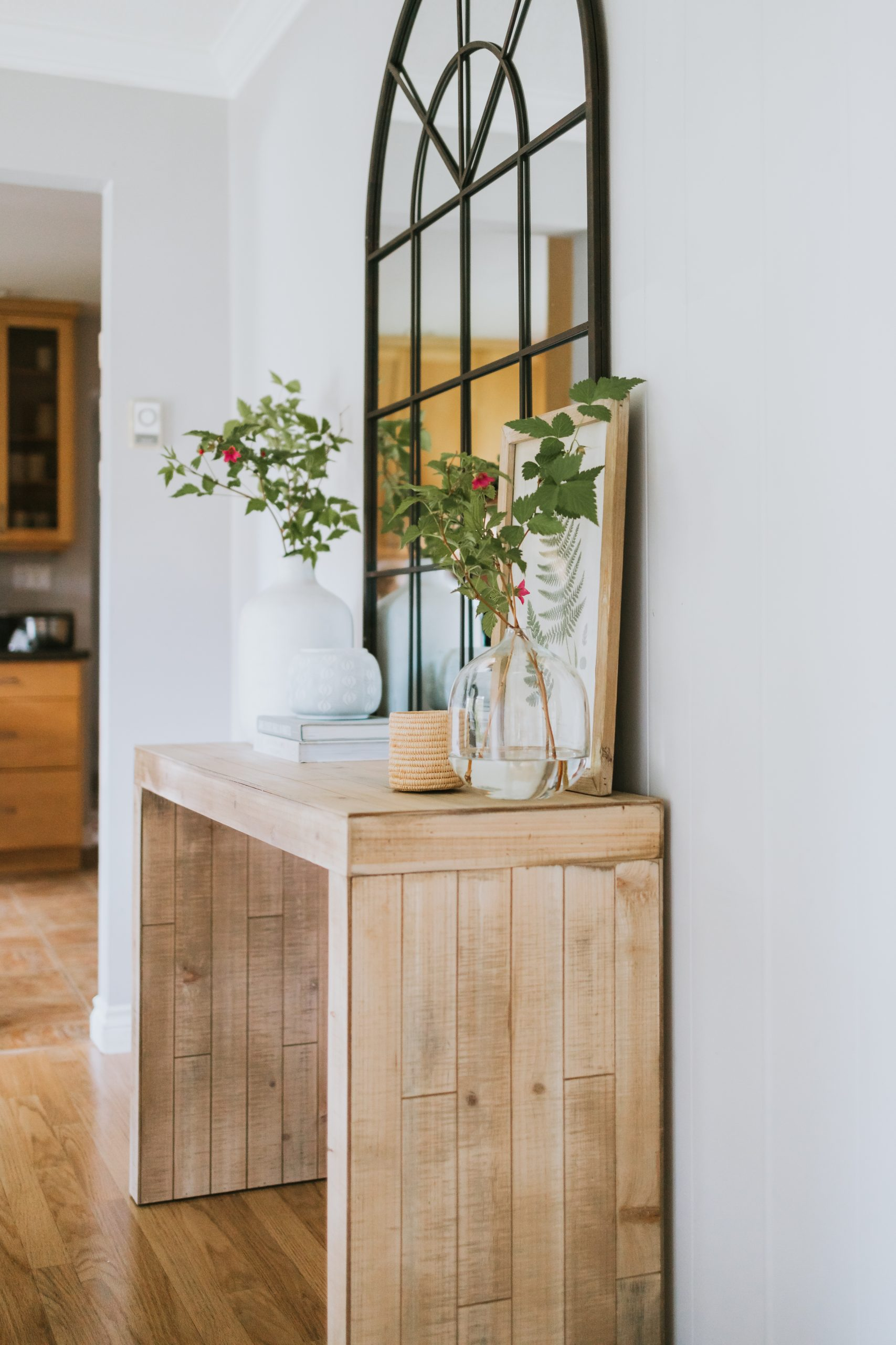 How To Strip and Whitewash Wood. My easy 4 steps to completely strip down a dark piece of furniture. It can be wood, MDF, Laminate or Fibreboard. If there's a will, there's a way! Also my whitewash mixture to get the perfect stained look.