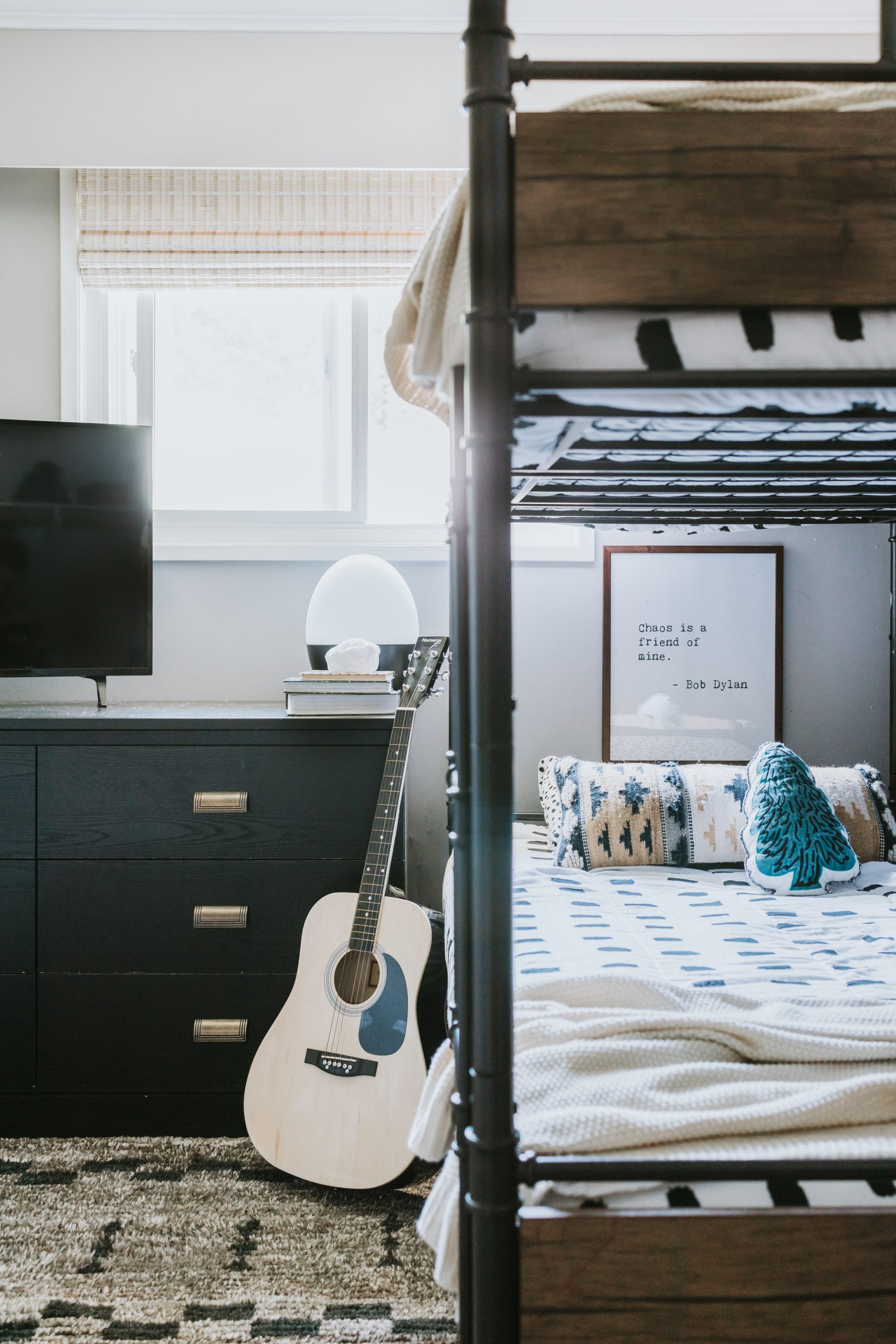 5 Ways To Organize A Boys Room. Living in a 1300 Square Foot House With Six People We have To Be Creative With How We Store Things.