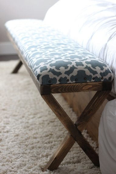 The Top 20 DIY Projects from White Picket Farmhouse Blog over the past five years. DIY Upholstered Bench, DIY Ladder, DIY Mantle, DIY Deck, Diy House Bed..