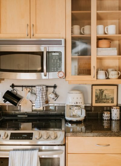 How To Personalize A Kitchen You Don't Love