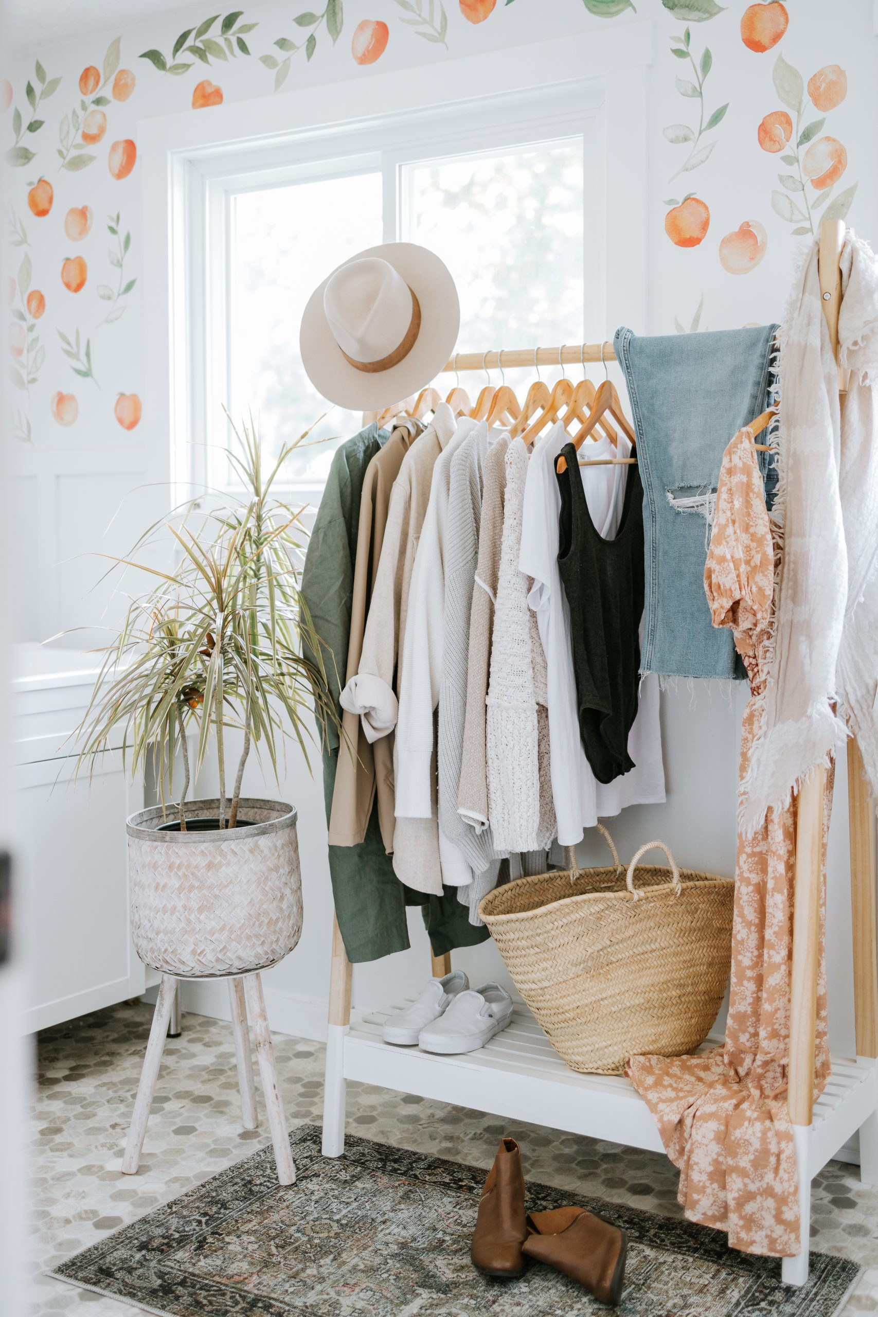Fall Capsule Wardrobe. What a Capsule Wardrobe Is, Where I Get Mine, What I Include and Why A Capsule Wardrobe Is So Important