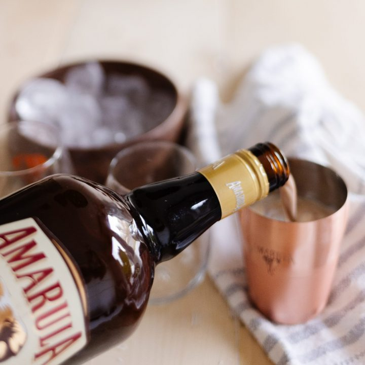 Four Specialty Drinks With Amarula. How to make the most special memories this Christmas season