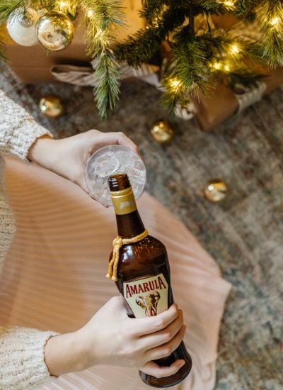 Four Specialty Drinks With Amarula