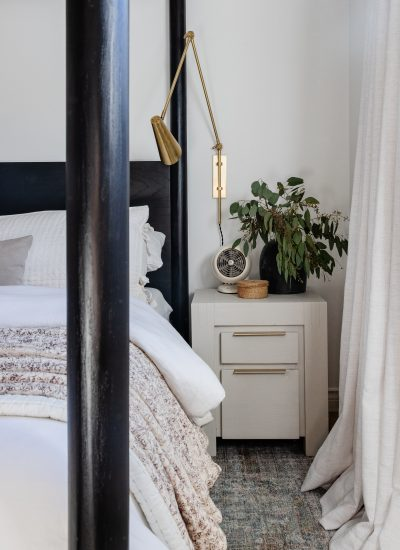 Build Your Own Canopy Bed – Inspired by Amber Interiors